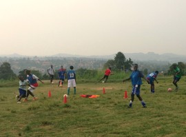 HIV Learning Through Football
